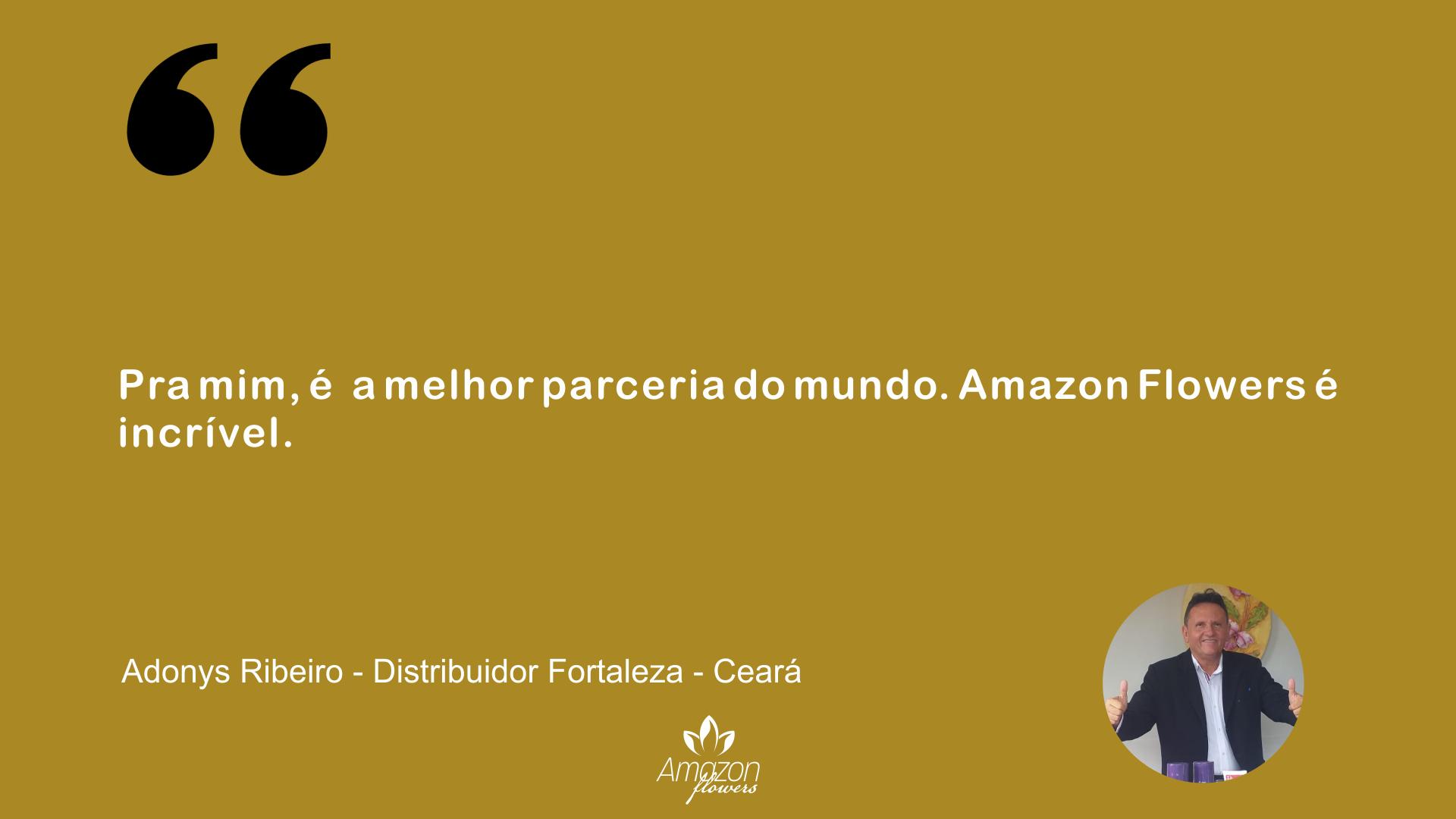 Adonys Ribeiro - Distribuidor Fortaleza - Ceara