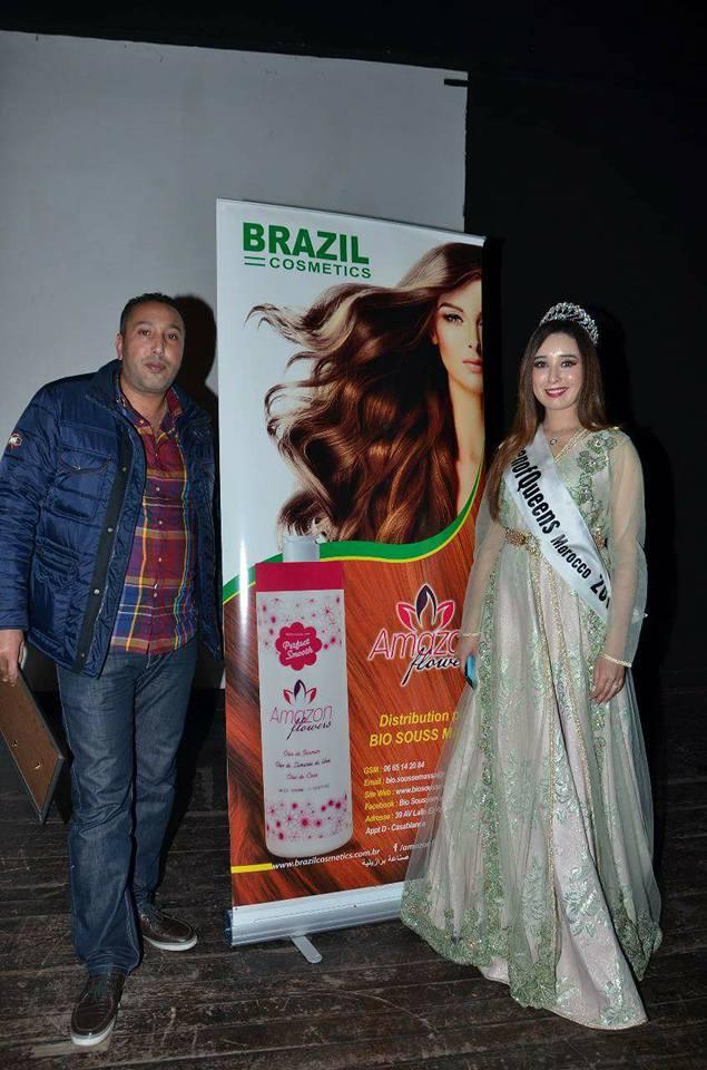 Miss Marrocos (Norte da África) em 2017