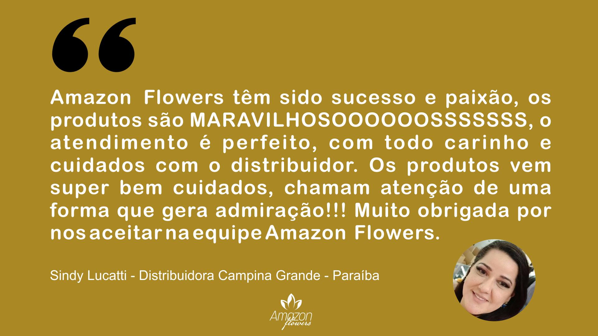 Sindy Lucatti - Distribuidora Campina Grande - Paraíba
