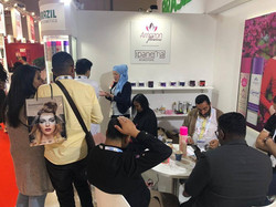 Feira Beautyworld Middle East em Dubai (Emirados Árabes Unidos) 2018