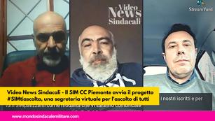 Il SIM CC Piemonte avvia il progetto #SIMtiascolta, una segreteria virtuale per l'ascolto di tutti
