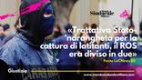 «Trattativa Stato-'ndrangheta per la cattura di latitanti, il ROS era diviso in due»