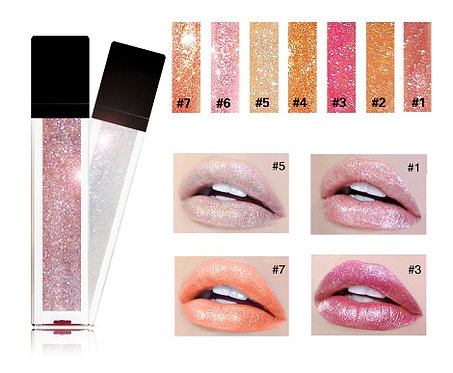 Gloss Package 224 pcs w/5 Colors