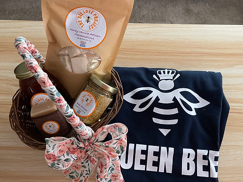 Mother's Day Honey Basket