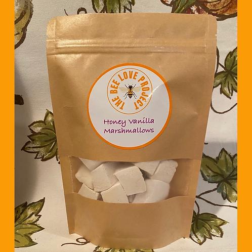 Honey Vanilla Artisan Marshmallows