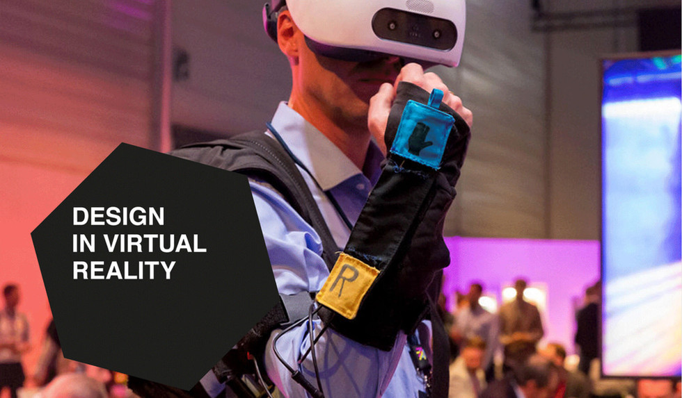 Design in Virtual Reality