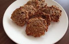 Yummie, havermout koekjes!