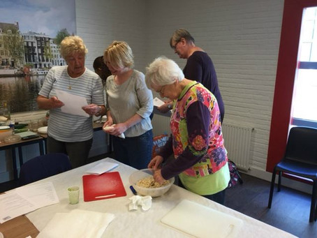 Workshop gezond ouder worden