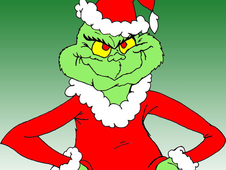 Hoe de Grinch… herstel, Hoe de Diëtist de kerst stal!