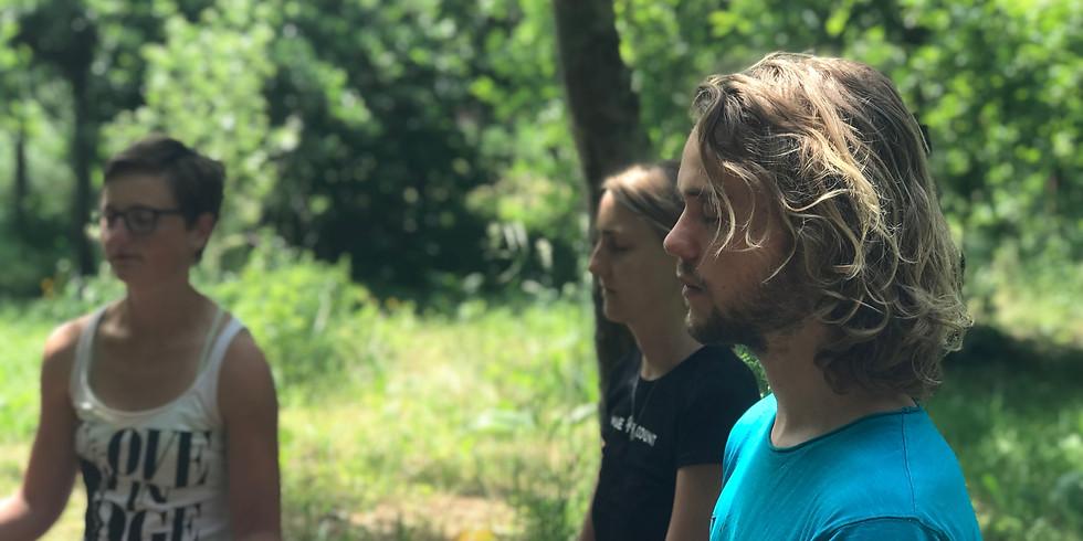 Wim Hof Method Summer Travel