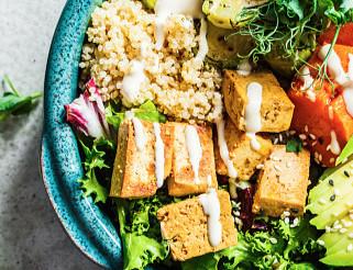 Quinoa, Tofu, Avocat... trio gagnant, ou pas vraiment ?