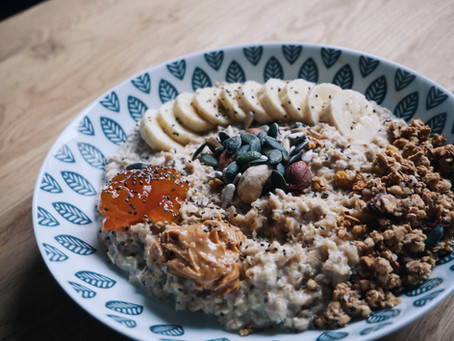 Ma Recette de Porridge