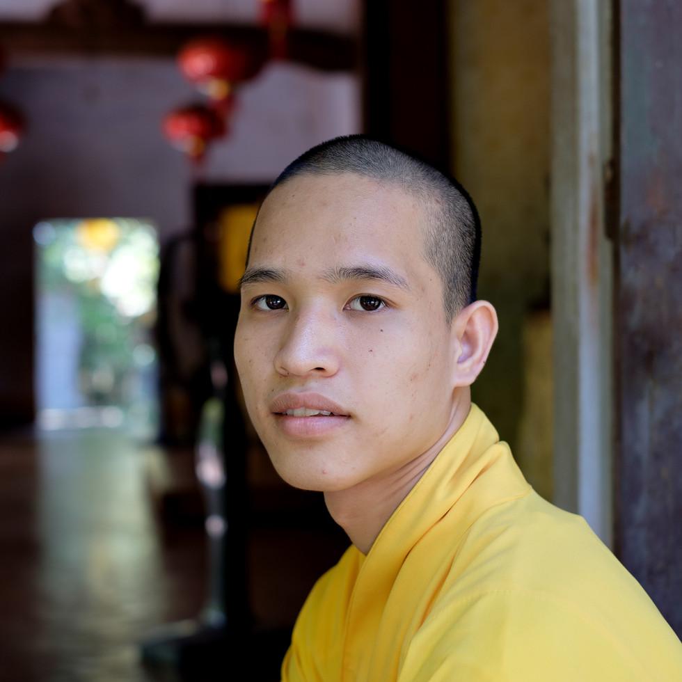 HUE' BUDDHIST TEMPLE