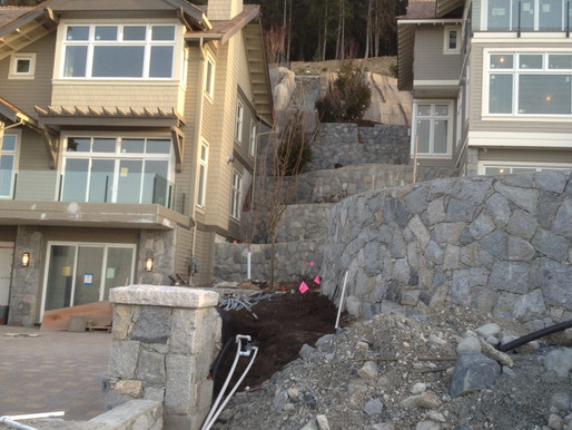 Residential Irrigation System Installation