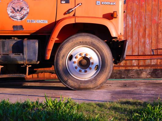 Golden Truck