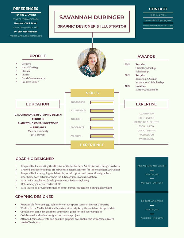 Savannah Duringer's Resume.jpg