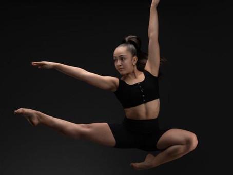 Bailarina Camila Cordero Pone en Alto a Costa Rica