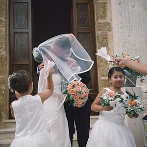 A+M Countryside Wedding in Puglia