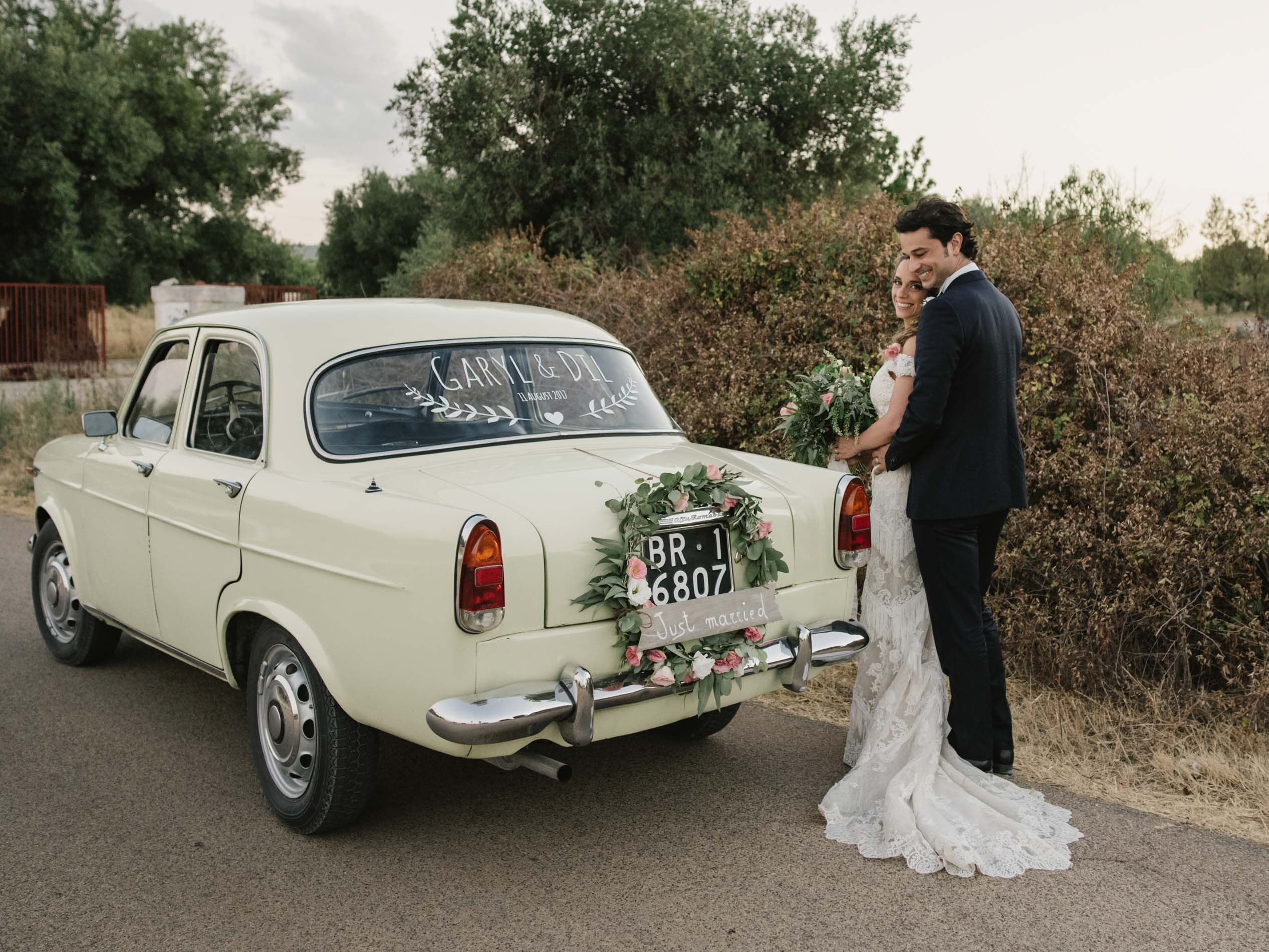 Boho Wedding at Il Trappetello
