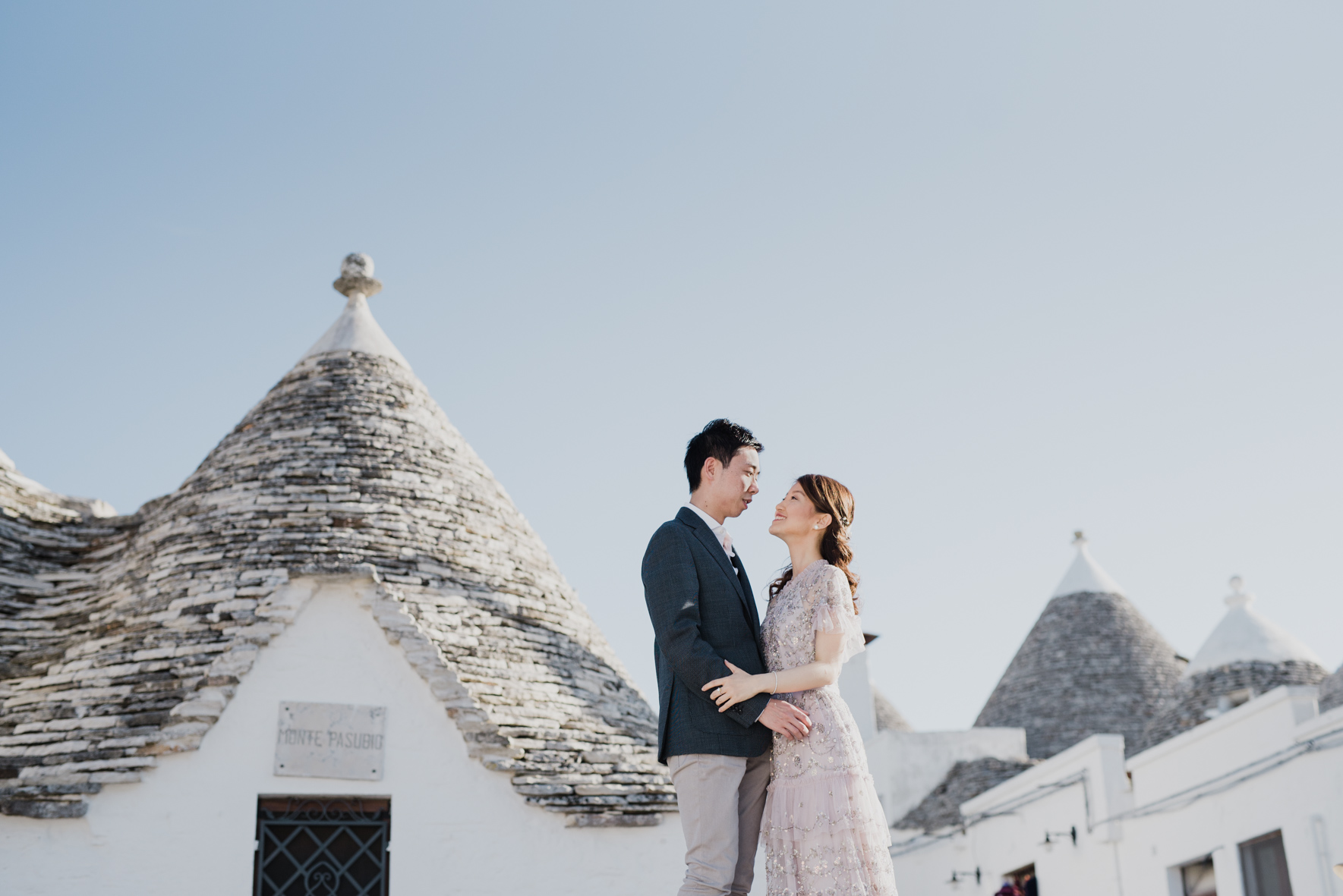 Trulli Engagement from China