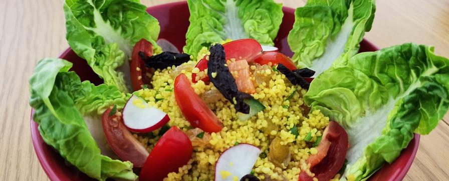 Cou Cous salad