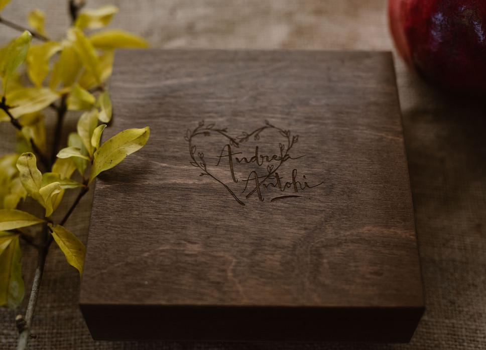 Wooden box Andrea Antohi 1