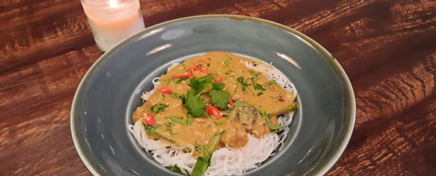 Malaysian Satay Curry
