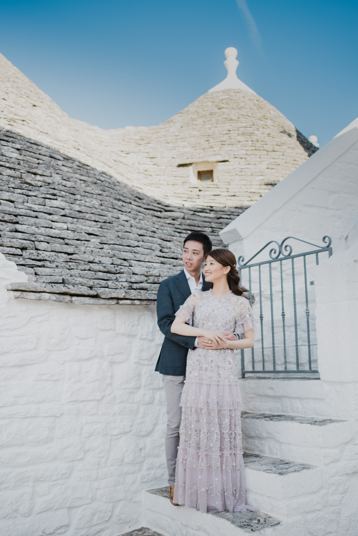 Pre wedding photographer in Puglia - Alberobello -  Andrea Antohi