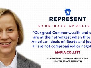 Candidate Spotlight: Meet Maria Collett