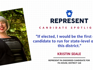 Candidate Spotlight: Meet Kristin Seale