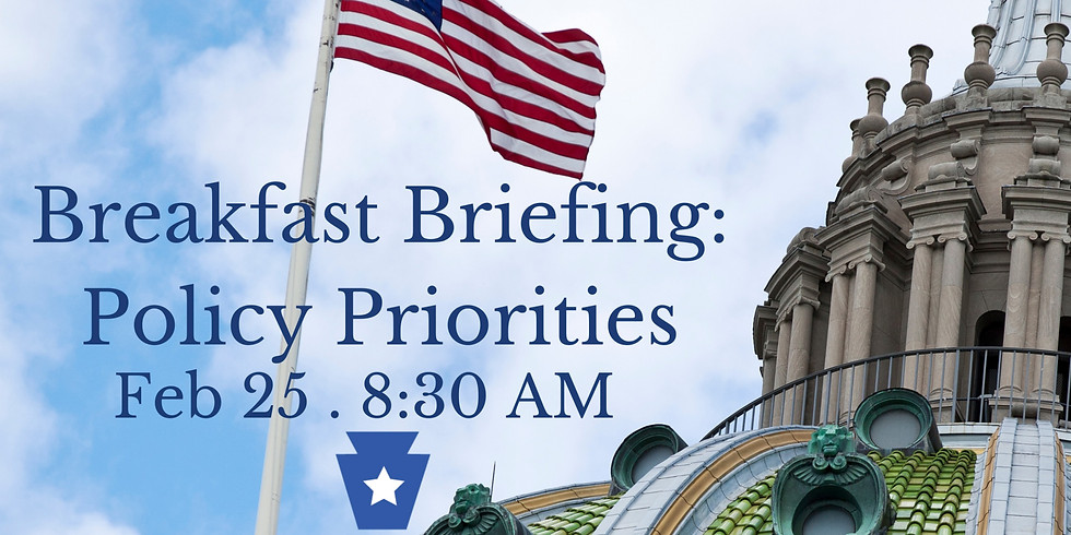 Breakfast Briefing – Setting policy for progress: A democratic view