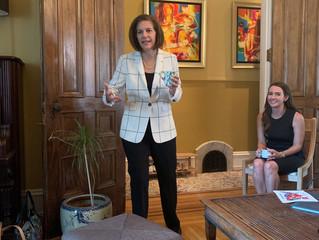 A visit with DSCC head reveals campaign to retake the Senate