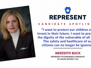 Candidate Spotlight: Meredith Buck