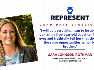 Candidate Spotlight: Sara Johnson Rothman