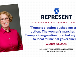 Candidate Spotlight: Meet Wendy Ullman