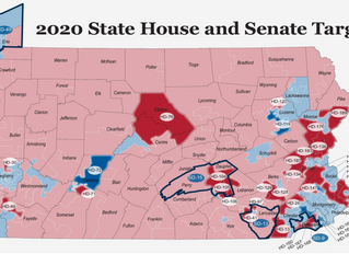125 people join Represent PA and Turn PA Blue's virtual Breakfast Briefing