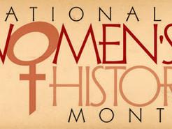 April 2020 Newsletter: Women's Herstory Month