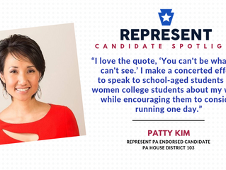 Candidate Spotlight: Patty Kim