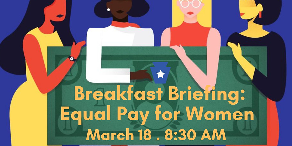 Breakfast Briefing - Economic justice: Equal pay for women