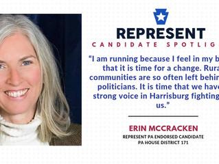 Candidate Spotlight: Erin McCracken