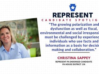 Candidate Spotlight: Christina Sappey