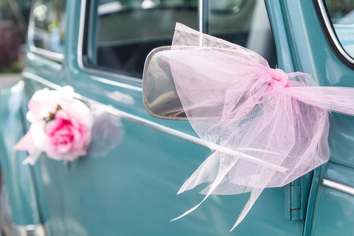 Vintage Wedding Car...