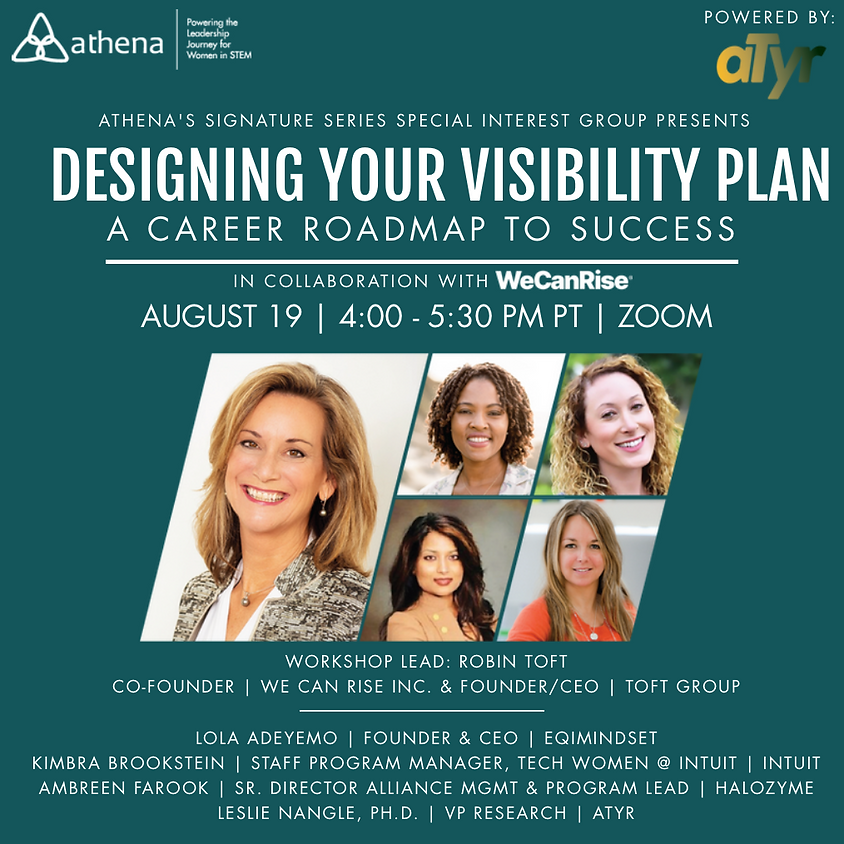 Designing Your Visibility Plan | A Career Roadmap To Success