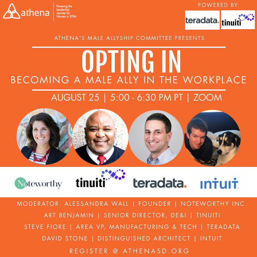 Opting In   Becoming A Male Ally In The Workplace