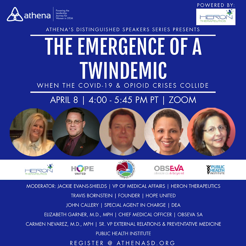 The Emergence of a Twindemic | When the COVID-19 and Opioid Crises Collide