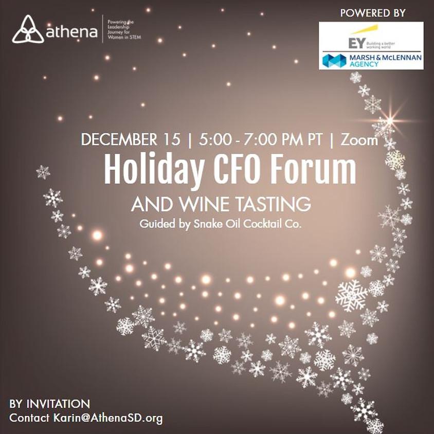 Athena CFO Forum | By Invitation