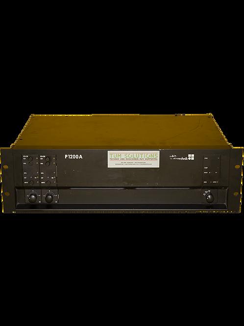 D&B Audiotechnik P1200-A