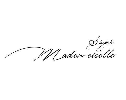 Signé Mademoiselle