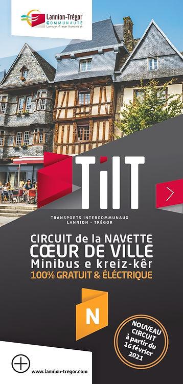 flyer_Navette Coeur de ville_juin2021_v2
