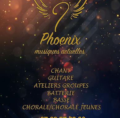 Phoenix Musiques Actuelles